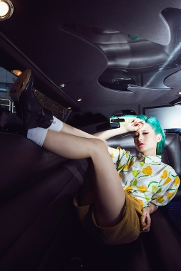 01 - Wasted - Fashion Editorial